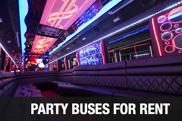 Charter Bus Party Bus Pittsburgh