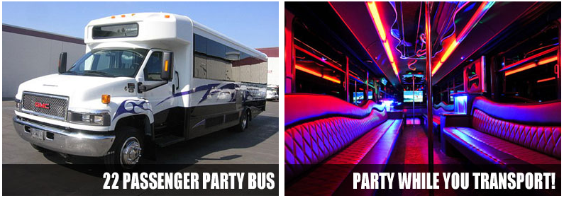 Charter Bus Party Bus Rentals Pittsburgh