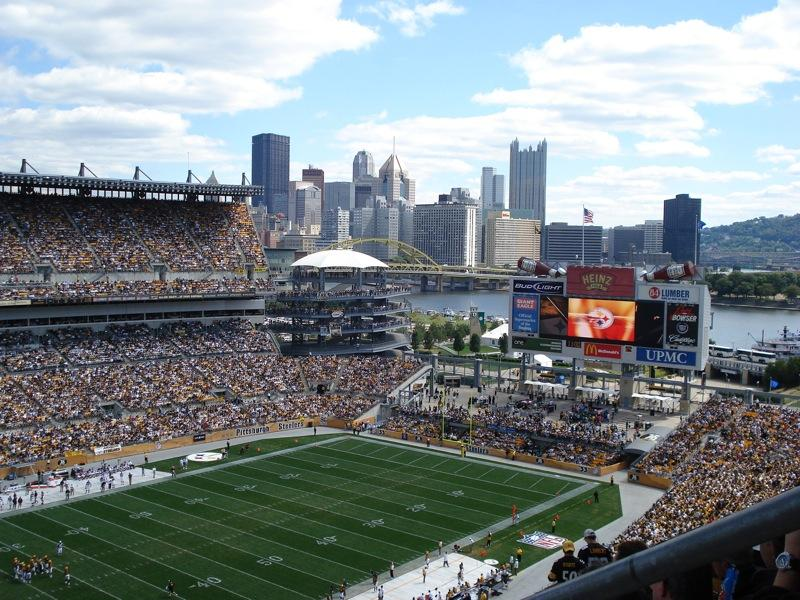 Party Bus Service Pittsburgh Heinz Field Stadium